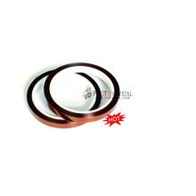 Cinta de alta temperatura de Sunmeta / cinta resistente al calor para la sublimación, piezas de la prensa del calor