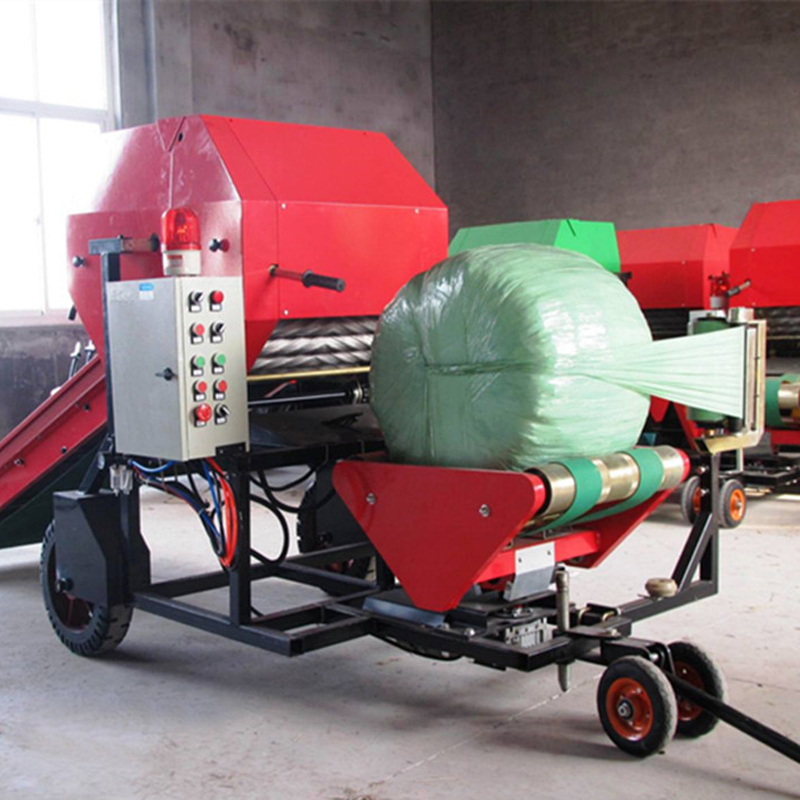 automatic bale machine
