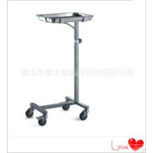 Chariot d'opération chirurgicale en acier inoxydable