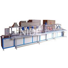 Máquina automática de revestimiento de polvo de epoxi de la armadura de alta eficacia