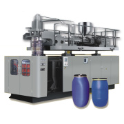 120L Auto Extrusion Blow Molding Machine