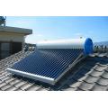 Thermometer in 150L Edelstahl Solarheizung