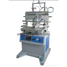 TM-600p flache vertikale Siebdruck Seidendruckmaschine