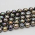 12-13mm de qualidade superior barroco colar de pérolas de água doce (E190036)