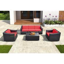 Sofá moderno de la tela del diseño fijado para el hogar Furiniture