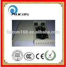 Melhor preço 8 porta montagem de parede fibra óptica terminação caixa china fornecimento