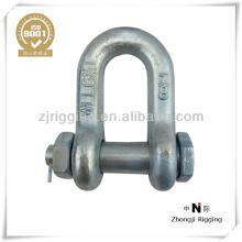 Tipo US G-2150 grilhões de aço forjado