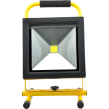 Professional COB led flood light silver gray 4000k