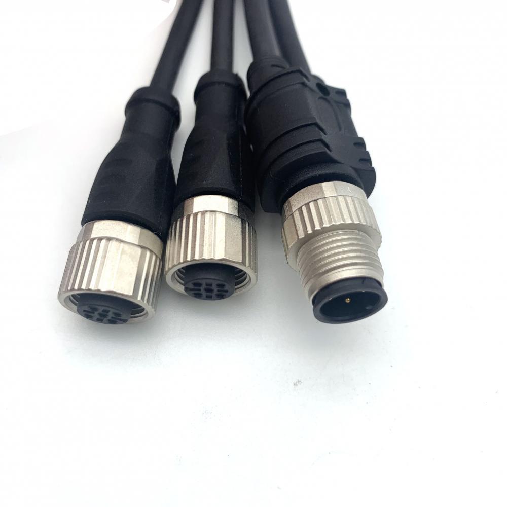Y-type connector