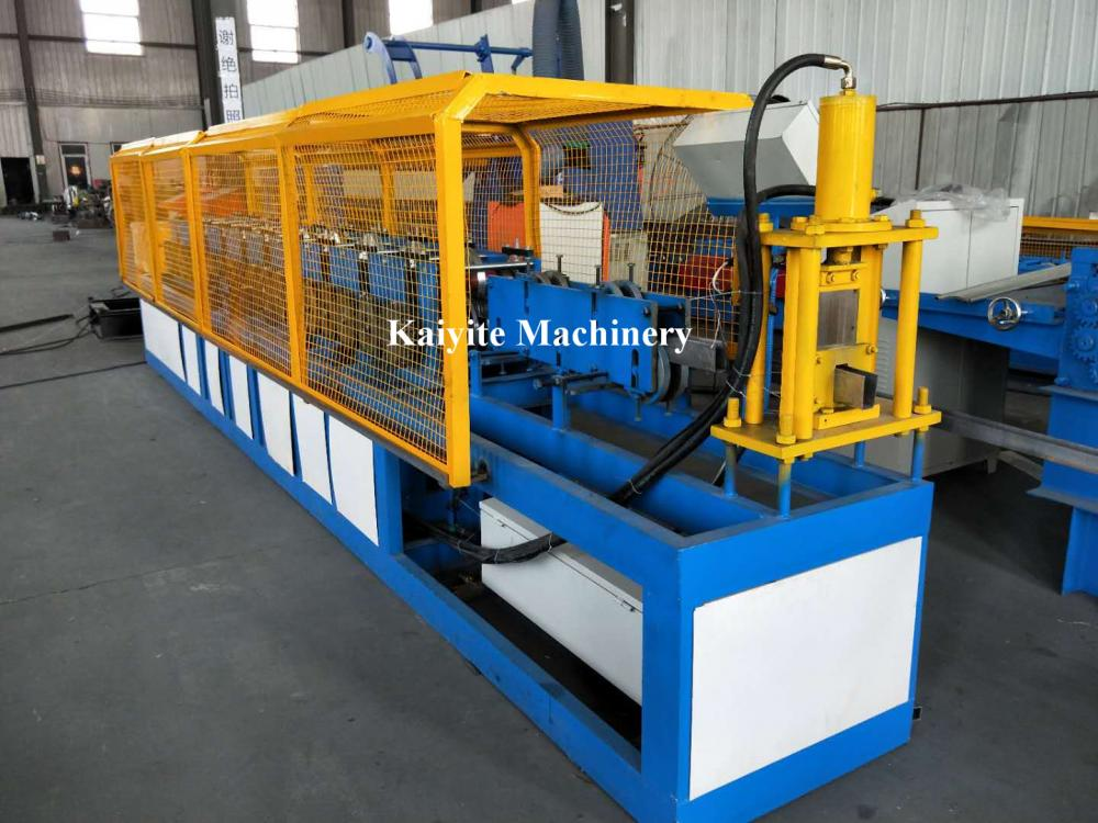 Sliding Gates Track Roll Forming Machine
