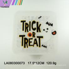 Caja de almacenamiento de cubiertos de fiesta de Halloween