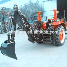 Traktor Heckbagger LW-7 LW-8 mit Traktor