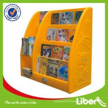 Schulmöbel Plastik Buchregal für Kinder LE-SJ002