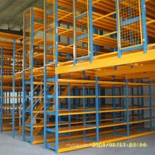 Multi-Tier Rack Mezzanine Shelf