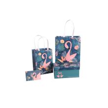 Custom Logo Printed Colorful Paper Shoe Box