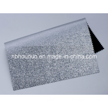 Durable 210d Nylon Coated Aluminum Film Fabric for Heat and Cold Insulation / Pipe Insulation