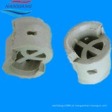 Anéis de cerâmica conjugada na torre de resfriamento