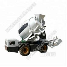 1.8 CBM camión hormigonera usado con bomba