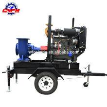 Pompe à incendie de moteur diesel de moteur à bas prix et de puissance forte