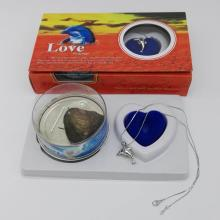 Love Pearl Gift Set With Neckalce And Oyster