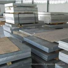 Folha de alumínio 6061 T6 com espessura 1.2mm-140mm em estoque