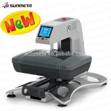 Máquina automática de la prensa del calor del vacío de la sublimación de la fábrica 3D del 100%