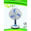 16 Inches DC 12V Rechargeable Fan Solar Table Fan FT-40DC-H3