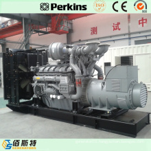 1000kVA by Perkins Engine Genset with Diesel Generator