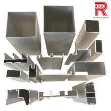 6063 Alloy Window/Door Aluminum/Aluminium Profiles for Bike