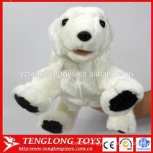 Peluches en peluche pour animaux de peluche jouets à main pour adultes