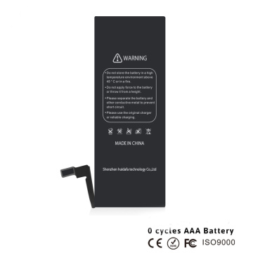 OEM 3000mah batteries pour iphones batterie 7P
