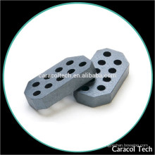 C65 D9H14.51 High Permeability DnH Type Ni-Zn Soft Ferrite Core