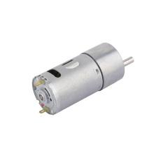 motor da engrenagem da CC do volt do carro EPB 24 para a ferramenta elétrica