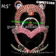 Vacaciones pegeant tiara crown -GWST0388