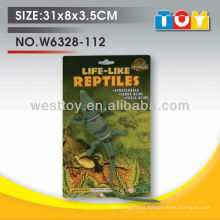 Simulation jungle animals crocodile