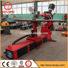 2017 SHUIPO machine Dished end flanging machine Elliptical Head For fuel Tank