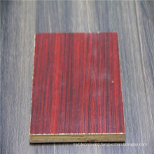 melamine faced commercial plywood from china direct factory