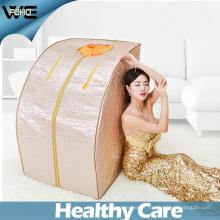 Sauna douche Therapy Perdre du poids pliable portable infrarouge lointain Sauna