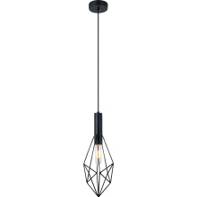 Black Iron Pendant Lamp for Dining Room (MD8073-B)
