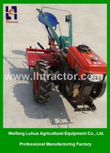 Agriculture Equipment of 10hp two wheel walking tractor for farm in China