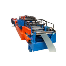 Guaranteed quality proper price steel rollforming c purlin machine roll forming