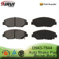 Front brake pads for Accura,Honda Civic,Element,pilot