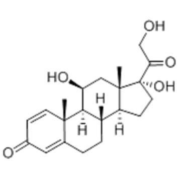Prednisolone CAS 50-24-8