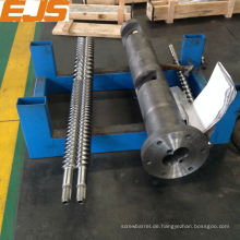 93/26 parallel-Twin Schraube Barrel für PVC Twin Schraube extruder