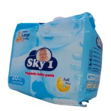 Disposable Cotton Baby Nappy Pants Diaper  Wholesale