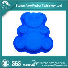 Silicone bakeware Silicone Soap Mold silicon Mold cake tools Silicone muffin Mold Silicone Soap Mold