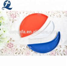 Verschiedene kalte Gerichte Keramikplatte