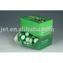 filtros descartáveis de seringas