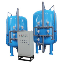 20 M3 / H Backwash Sand Filter in Duty / Standby