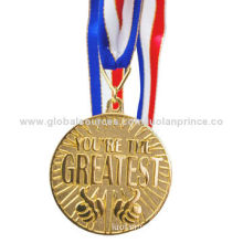 Military medals and ribbons, available in various fittings, customized designs are accepted